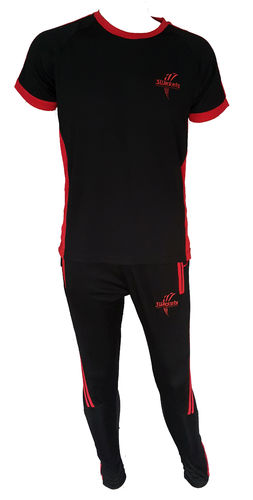 Training Set Complete Black Red