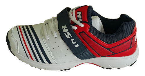 HS 41 Cricket Shoes Red