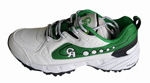 CA Sprint Green Cricket Shoes