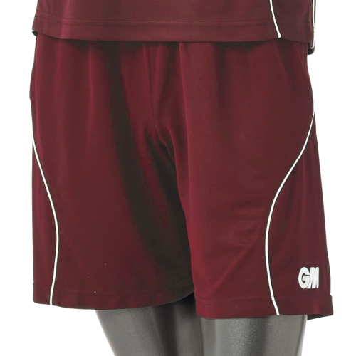 GM Training Shorts Maroon