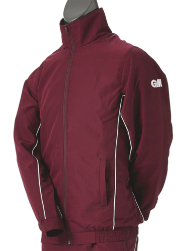 GM Training Jacket Maroon