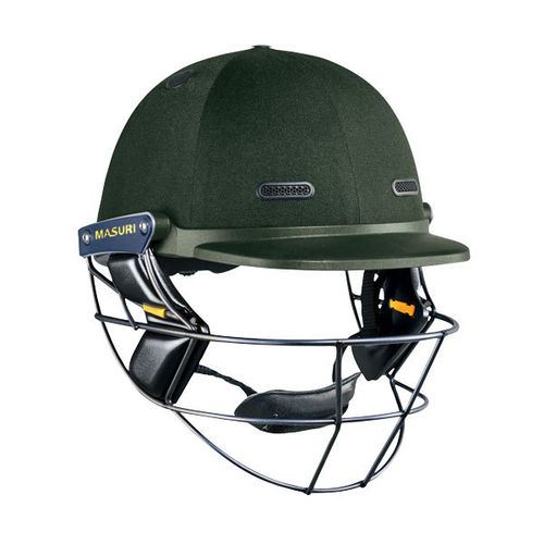 Masuri VS Test Green Helmet