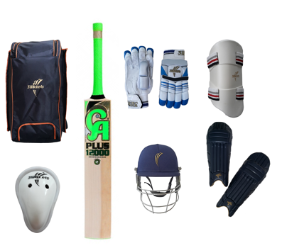 CA Plus 12000 Cricket Set