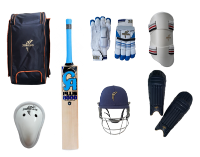 CA Plus 8000 Cricket Set