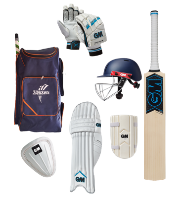 GM Junior Cricket Set