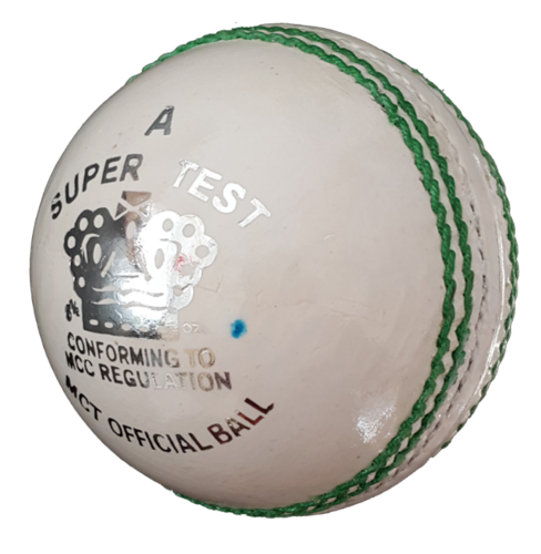 CA Super Test White Cricket Ball