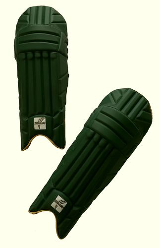 Premium Batting Pads Bottle Green - N1