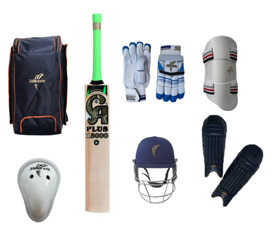 CA Plus 15000 Cricket Set