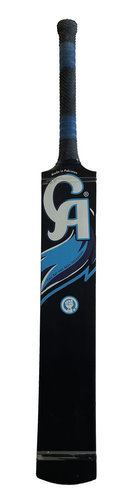 Wolf Tape/Tennis Cricket Bat Black